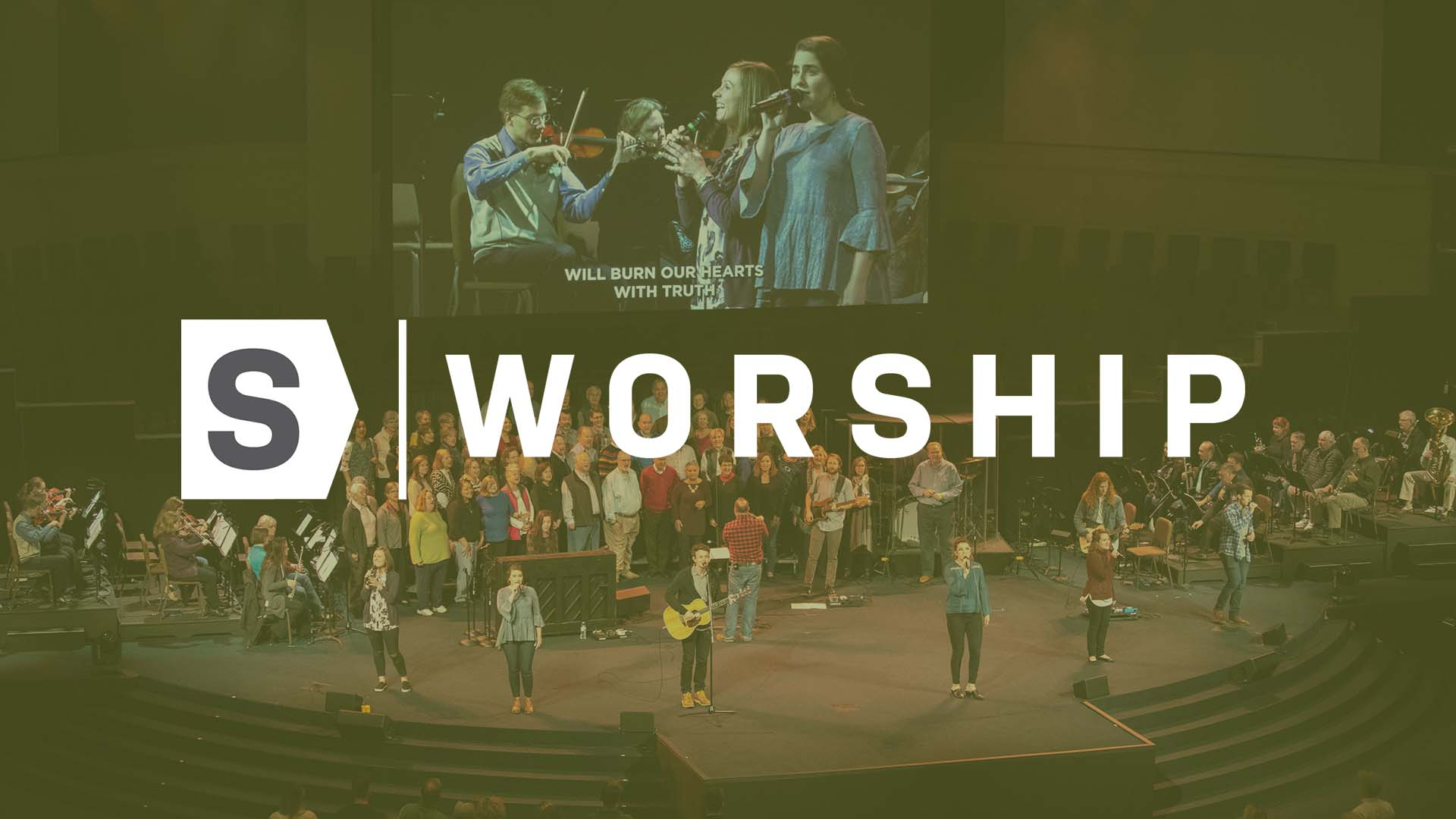 Worship = Worth Ship.